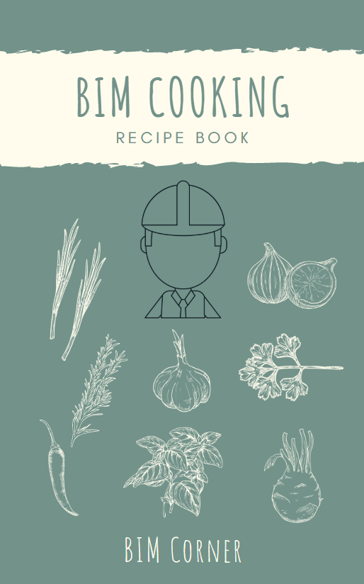 BIM Cooking recipe book