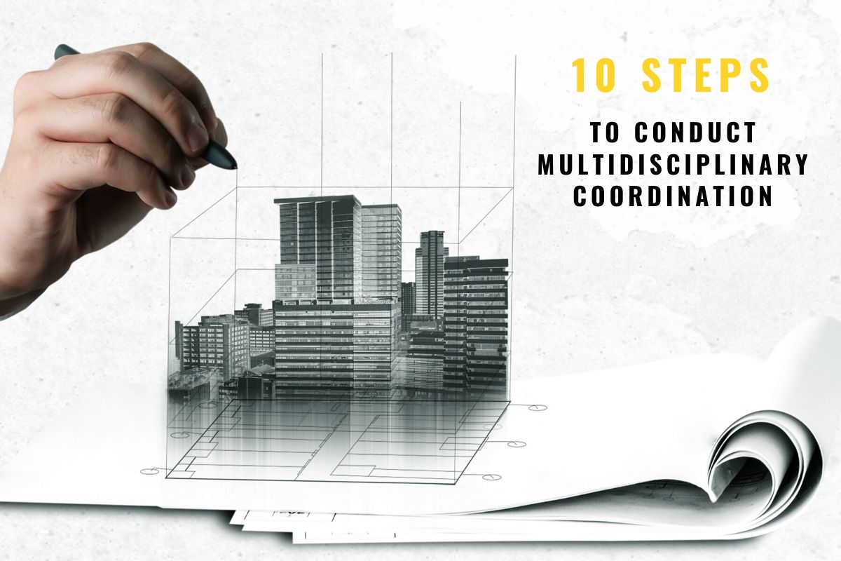10 steps to conduct multidisciplinary coordination