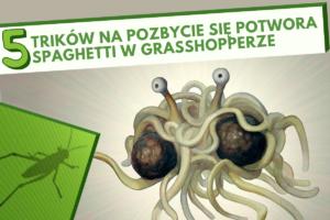 Potwor spaghetti