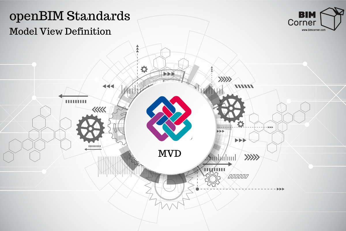 OPENBIM STANDARDS – MODEL VIEW DEFINITION