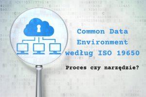 Grafika przedstawia proces tworzenia jednego zbioru informacji wg normy ISO