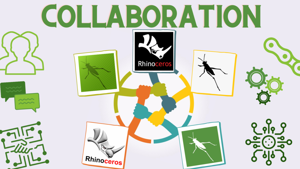 Collaboration in Grasshopper