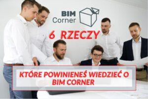 BIM Corner prywatnie 2020