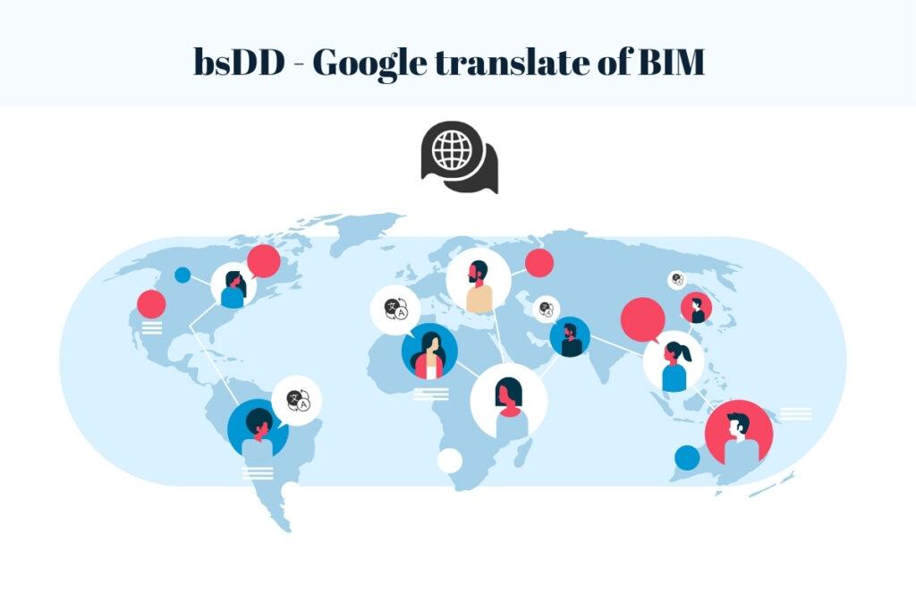 bsDD - google translate of BIM