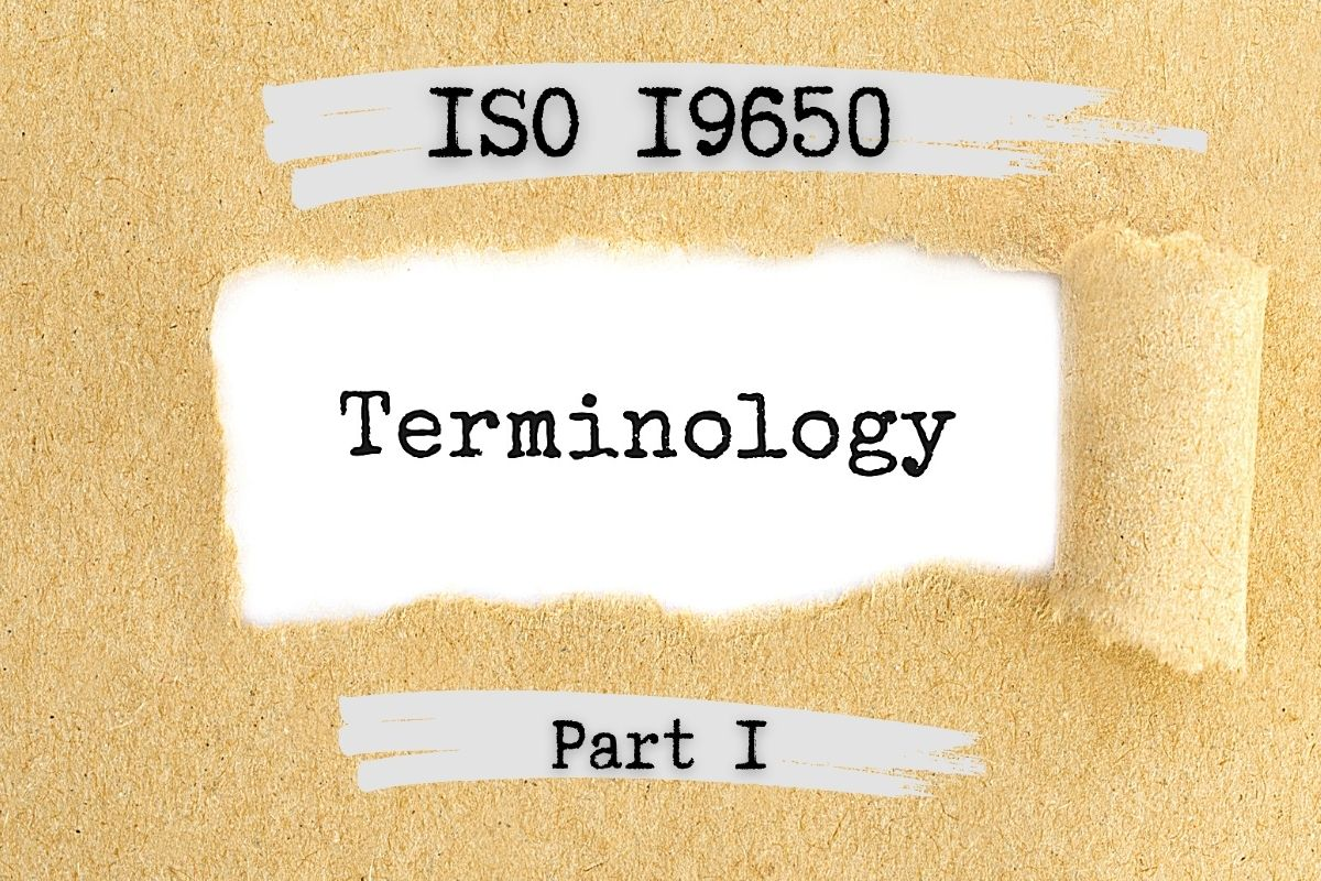 ISO 19650 terms explained in this simple way