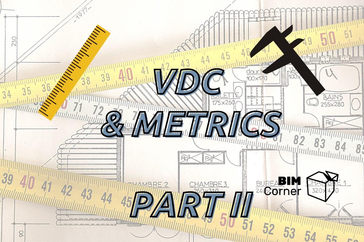 VDC and metrics