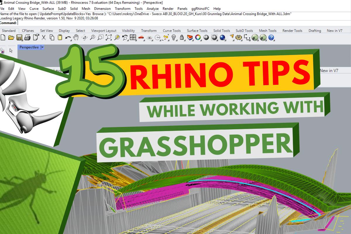 Rhino Tips in Grasshopper