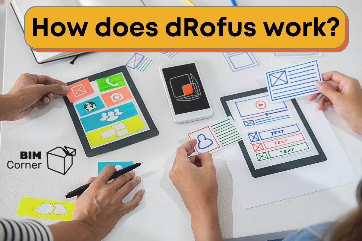 How does dRofus work? Solution for Data-Driven Design workflow