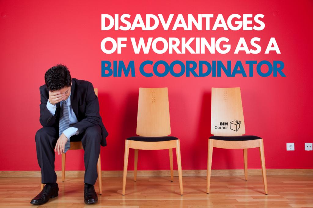 disadvantages of BIM coordination