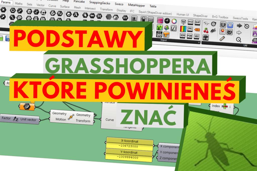 Podstawy Grasshopper