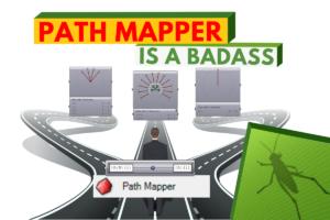 Path Mapper Grasshopper
