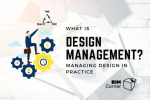 Managing design in practice