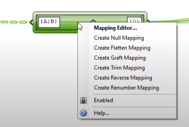 Path mapper Built-in mappings