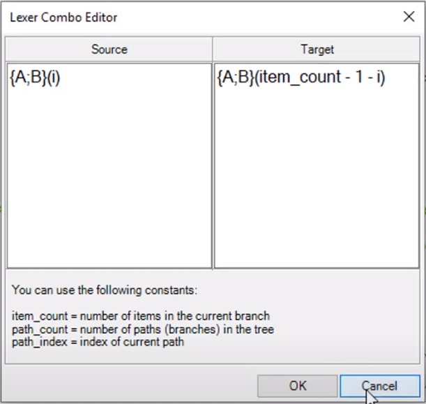 iteam count Path Mapper
