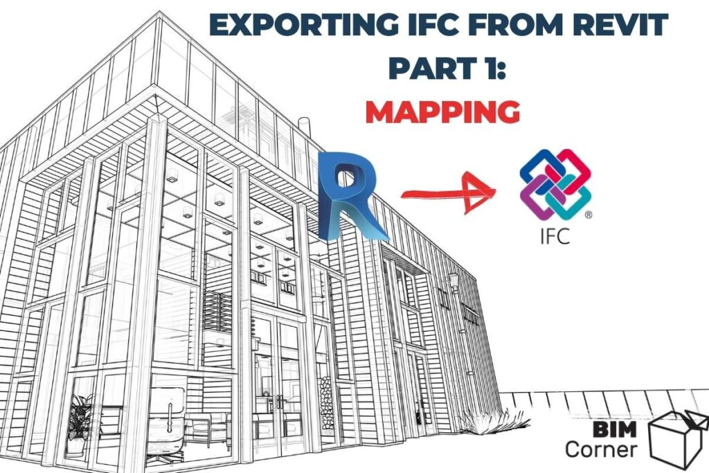IFC Export from Revit