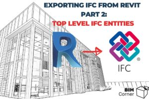 Exporting IFC from Revit