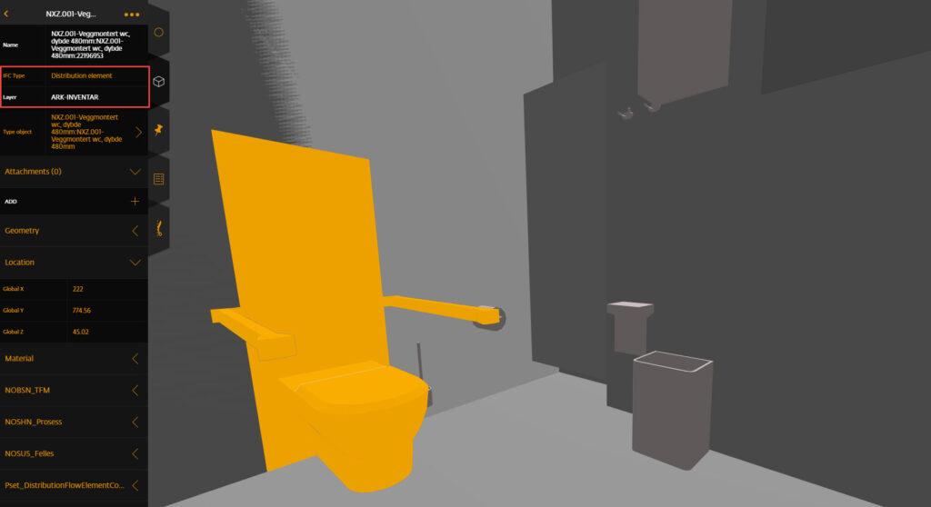 Architect object